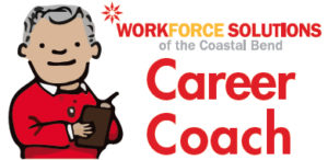 Workforce Solutions of the Coastal Bend Career Coach Graphic