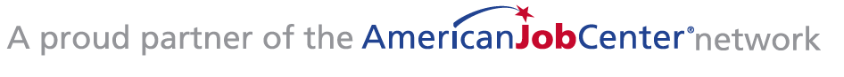 Logo for American Job Center Network