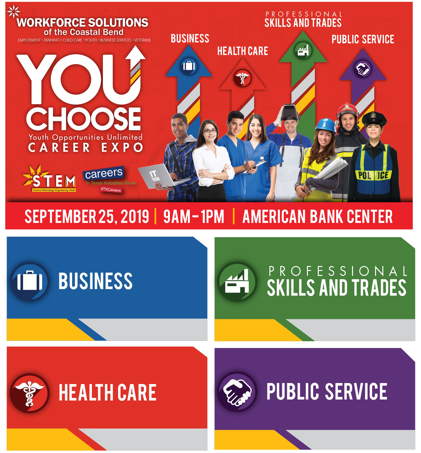 YOU Choose Career Expo