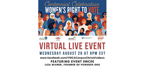 Centennial Celebration – Women's Right To Vote