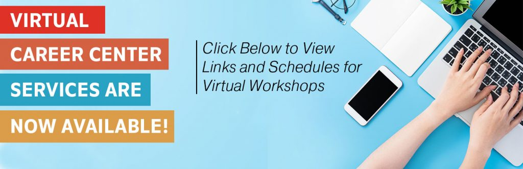 Click below to view the zoom links and schedule for all virtual workshops